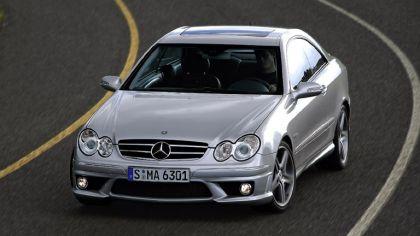 2006 Mercedes-Benz CLK63 AMG 5