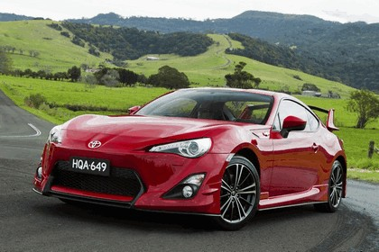 2012 Toyota GT86 with Aero Package 2