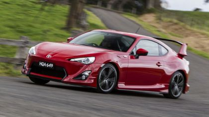 2012 Toyota GT86 with Aero Package 8
