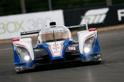 2012 Toyota Racing TS030 Hybrid - Le Mans 24 hours 1