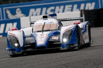 2012 Toyota Racing TS030 Hybrid - Le Mans 24 hours 5