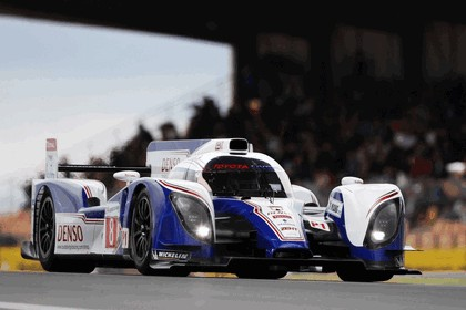 2012 Toyota Racing TS030 Hybrid - Le Mans 24 hours 7