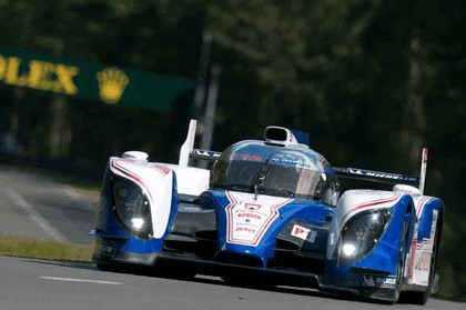 2012 Toyota Racing TS030 Hybrid - Le Mans 24 hours 8