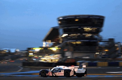 2012 Toyota Racing TS030 Hybrid - Le Mans 24 hours 9