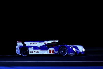 2012 Toyota Racing TS030 Hybrid - Le Mans 24 hours 10