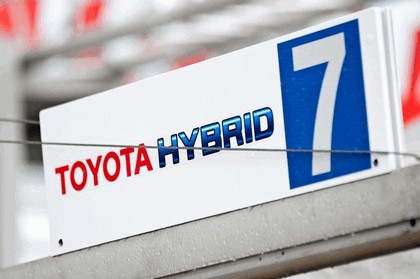 2012 Toyota Racing TS030 Hybrid - Le Mans 24 hours 14