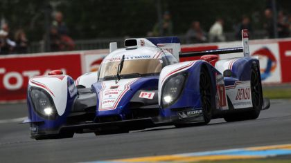 2012 Toyota Racing TS030 Hybrid - Le Mans 24 hours 2