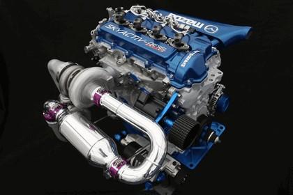 2013 Mazda SkyActiv-D LMP2 2