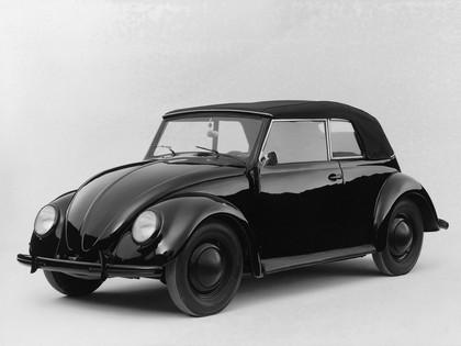 1938 Volkswagen Beetle cabriolet prototype 1