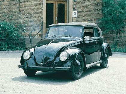 1938 Volkswagen Beetle cabriolet prototype 2