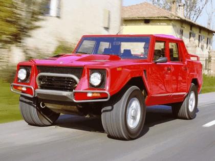 1986 Lamborghini LM002 4