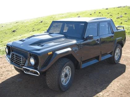 1986 Lamborghini LM002 7