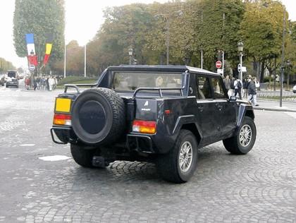 1986 Lamborghini LM002 16