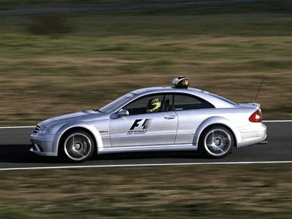 2006 Mercedes-Benz CLK63 AMG F1 Safety Car 4