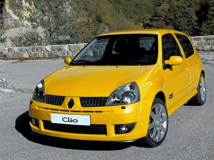 2002 Renault Clio RS 2