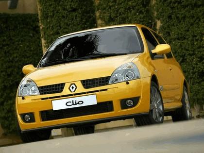 2002 Renault Clio RS 3