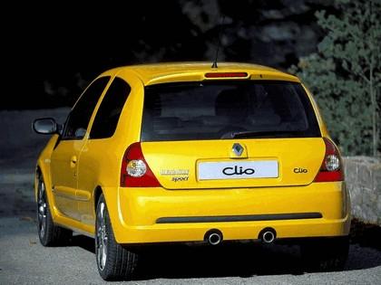 2002 Renault Clio RS 5