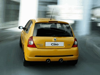 2002 Renault Clio RS 9