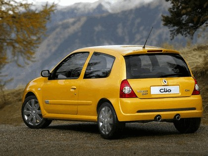 2002 Renault Clio RS 13
