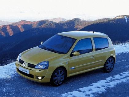 2002 Renault Clio RS 16