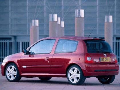 2002 Renault Clio Sport 3