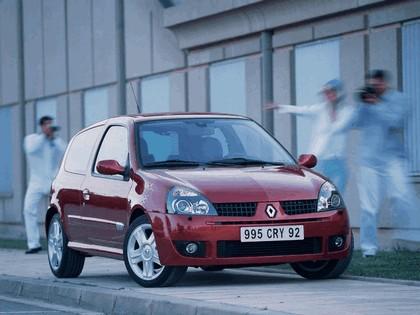 2002 Renault Clio Sport 4