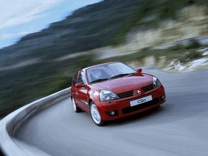 2002 Renault Clio Sport 5