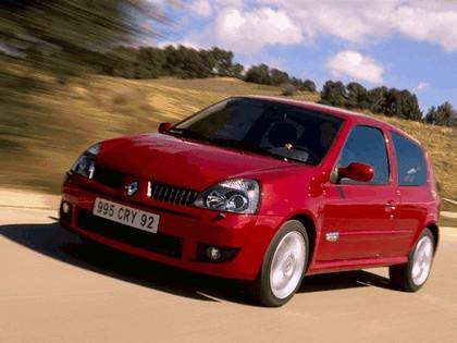2002 Renault Clio Sport 10