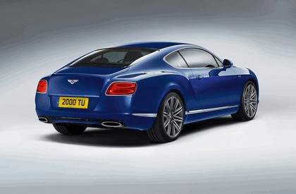 2012 Bentley Continental GT Speed 3