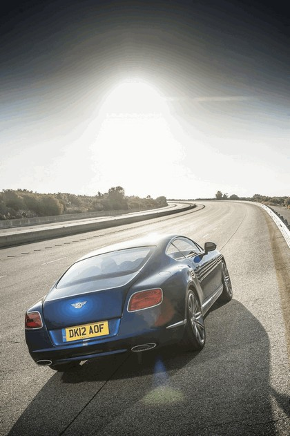 2012 Bentley Continental GT Speed 5