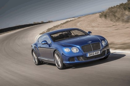2012 Bentley Continental GT Speed 6