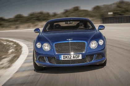 2012 Bentley Continental GT Speed 7