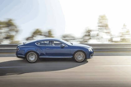 2012 Bentley Continental GT Speed 8