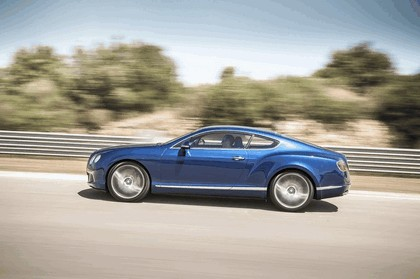 2012 Bentley Continental GT Speed 9