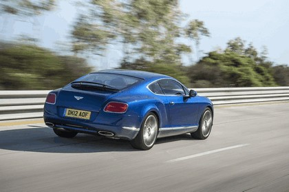 2012 Bentley Continental GT Speed 10