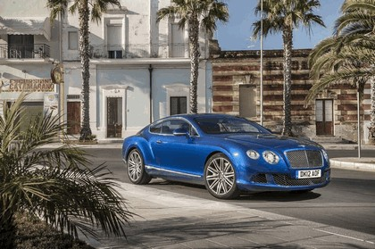2012 Bentley Continental GT Speed 11