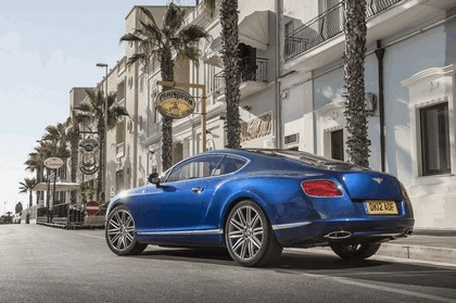 2012 Bentley Continental GT Speed 12