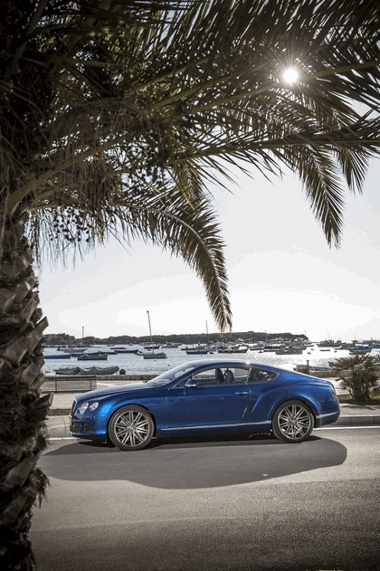 2012 Bentley Continental GT Speed 13
