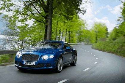 2012 Bentley Continental GT Speed 14