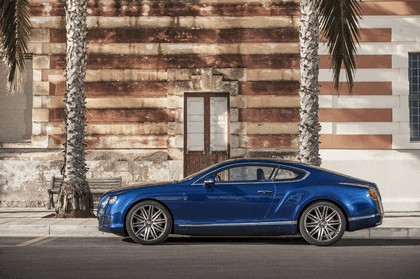 2012 Bentley Continental GT Speed 16