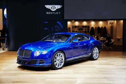 2012 Bentley Continental GT Speed 17
