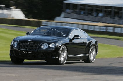 2012 Bentley Continental GT Speed 21