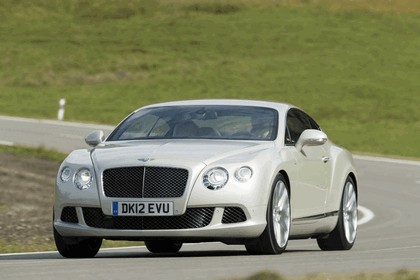 2012 Bentley Continental GT Speed 22