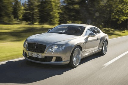 2012 Bentley Continental GT Speed 23