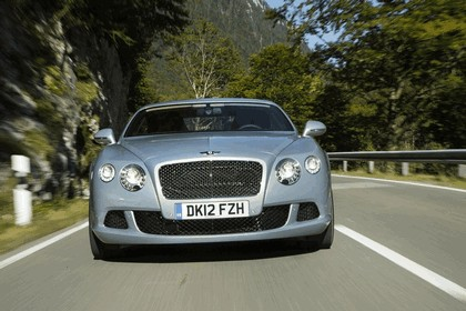 2012 Bentley Continental GT Speed 24