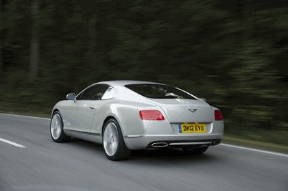 2012 Bentley Continental GT Speed 25
