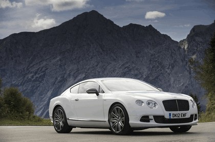 2012 Bentley Continental GT Speed 27