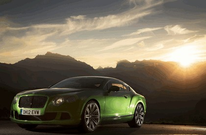 2012 Bentley Continental GT Speed 30