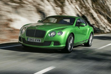2012 Bentley Continental GT Speed 33