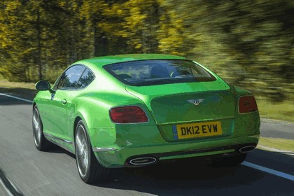 2012 Bentley Continental GT Speed 35